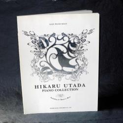 Hikaru Utada Kingdom Hearts Piano Solo Music Score