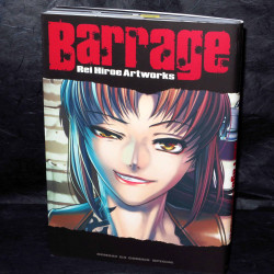 Barrage - Rei Hiroe Artworks