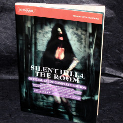 Silent Hill 4 - Official Guide Complete Edition