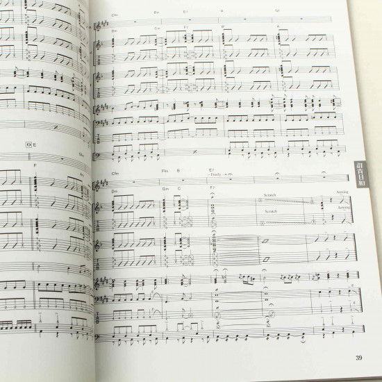 Shiina Ringo / Tokyo Jihen / Incidents - Band Score