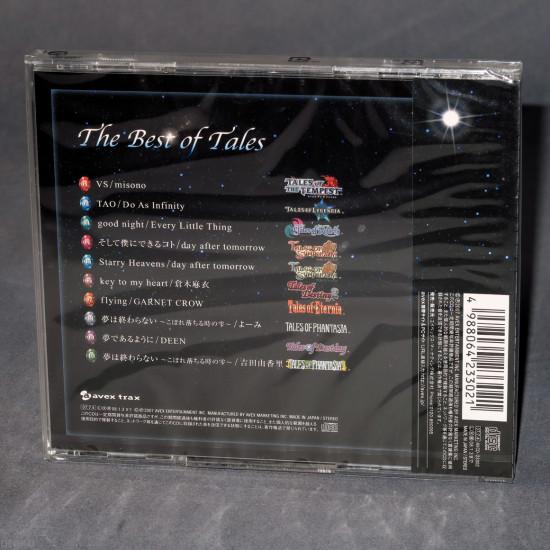 The Best Of Tales - Tempest Legendia Symphonia Destiny