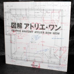 Graphic Anatomy Atelier Bow-wow - Architecture Book