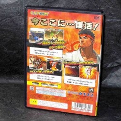Street Fighter III 3rd Strike - PS2 Japan - 1st Edition
