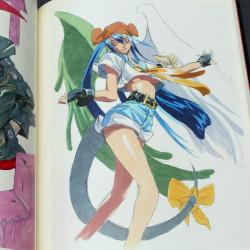 Artworks of Guilty Gear X - 2000-2007
