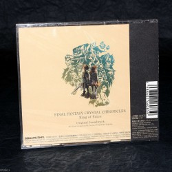 Final Fantasy Crystal Chronicle Ring Of Fates Original Soundtrack