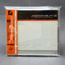 Ace Combat 3 Electrosphere Direct Audio