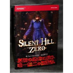 Silent Hill Zero Origins PSP Konami Guide Book