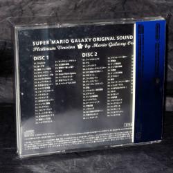Super Mario Galaxy Wii Original Soundtrack - Platinum