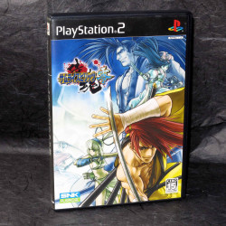 Samurai Spirits / Shodown Zero V - PS2 Japan