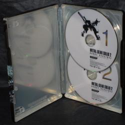 Metal Gear Solid 2 Bande Dessinee - DVD