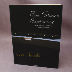 Joe Hisaishi - Piano Stories Best 88 - 08 Score Book
