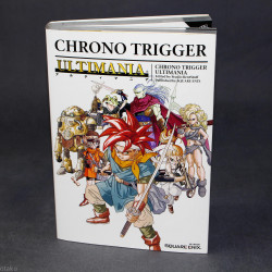 Chrono Trigger DS Version Ultimania