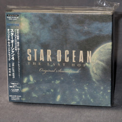 STAR OCEAN -THE LAST HOPE- Original Soundtrack
