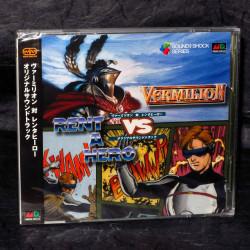 Vermilion vs Rent A Hero - Original Soundtrack