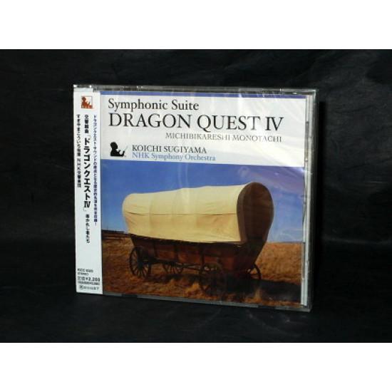 Symphonic Suite Dragon Quest IV Michibikareshi