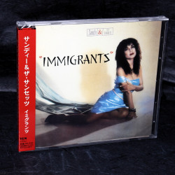 Sandii and The Sunsetz - Immigrants