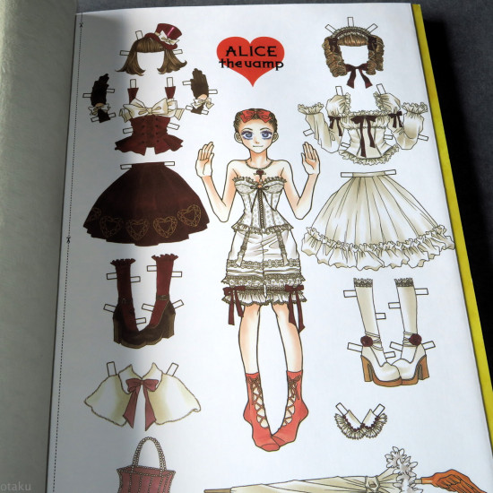 Alice Addict - Mihara Mitsukazu Collection