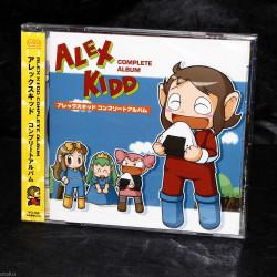 Alex Kidd Complete Album