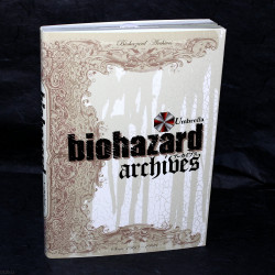 Biohazard - Archives Book - Resident Evil