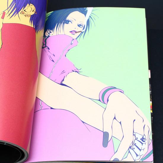 Ai Yazawa Illustrations - Nana 1st Illustrations