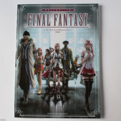 Final Fantasy Best of Piano Solo Score