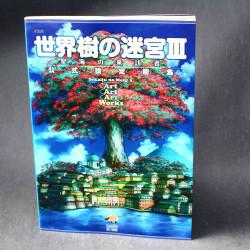 Etrian Odyssey / Sekaiju no MeiQ 3 game art book