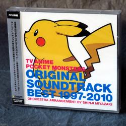 TV Anime Pocket Monster Original Soundtrack Best