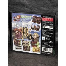 Spice and Wolf Anime Game DS