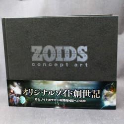 ZOIDS concept art