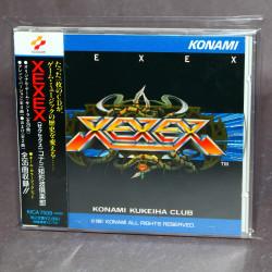 XEXEX - Original Game Soundtracks the Arcade Game.