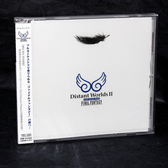 Distant Worlds II Music From Final Fantasy