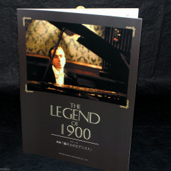 Ennio Morricone The Legend of 1900 Music Score