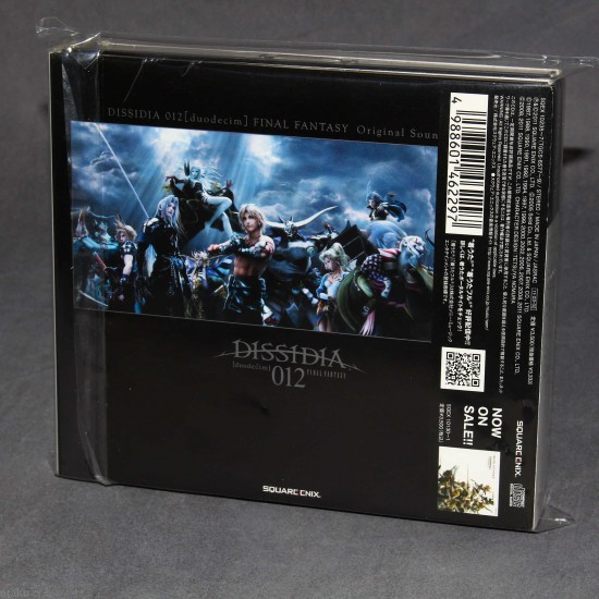 DISSIDIA 012 Original Soundtrack