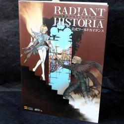 Radiant Historia World Guidance Book