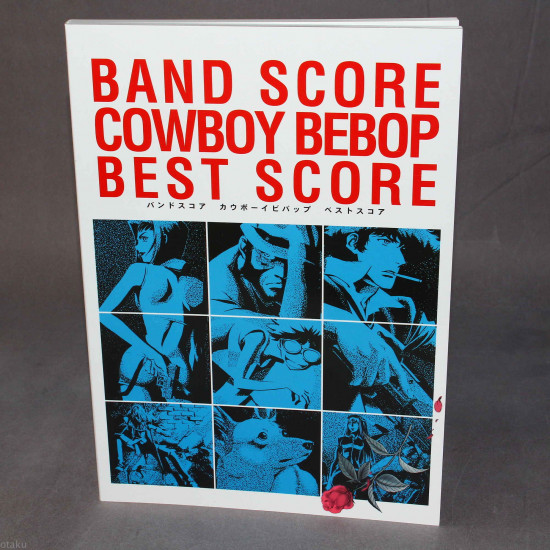 Cowboy Bebop - Yoko Kanno Best Band Music Score