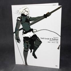 NieR Gestalt & Replicant Official Score Book