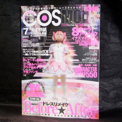 Cosmode 040 Cosplay Costume Mode Magazine
