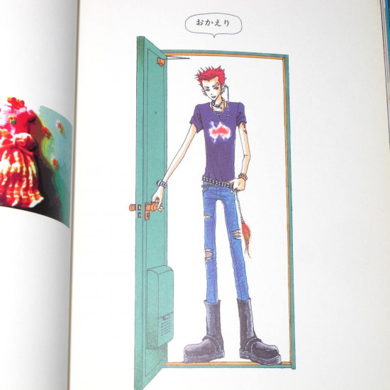 Ai Yazawa Illustrations - Welcome to Gokinjo World / Monogatari