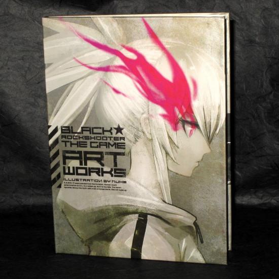 Black Star Rock Shooter: PSP Game White Premium Box