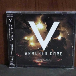 ARMORED CORE V ORIGINAL SOUNDTRACK