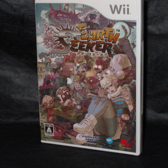 Earth Seeker - Wii Japan