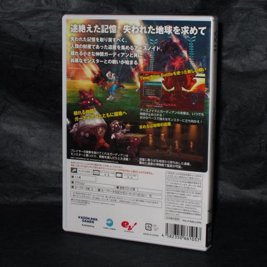 Earth Seeker - Wii Japan