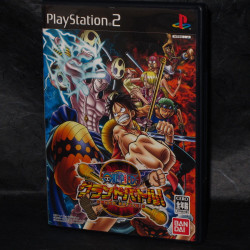 One Piece - Grand Battle 3 - PS2 Japan