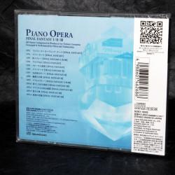 PIANO OPERA FINAL FANTASY I/II/III