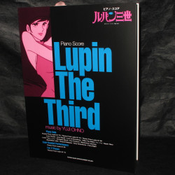 Lupin The Third - Piano Solo Score Book