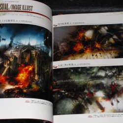 Final Fantasy Type 0 Reishiki - Official Setting Guide