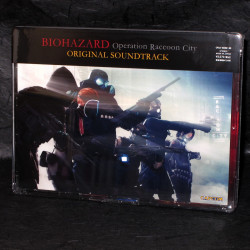 BIOHAZARD Operation Raccoon City Original Soundtrack