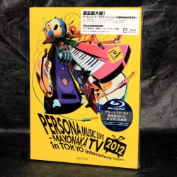 PERSONA Music Live 2012 - Mayonaka TV in Tokyo