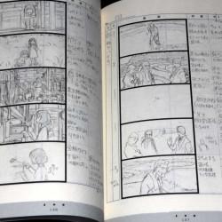 Wolf Children Ame and Yuki Storyboards - Mamoru Hosoda
