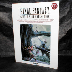 FINAL FANTASY GUITAR SOLO COLLECTION X~XIII-2